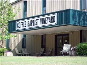 The Vineyard Christian Conference Center Building