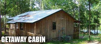 Getaway Cabins for Families and Pastors